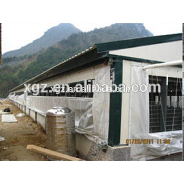 modern advaned prefab poultry house for sale in africa #1 image
