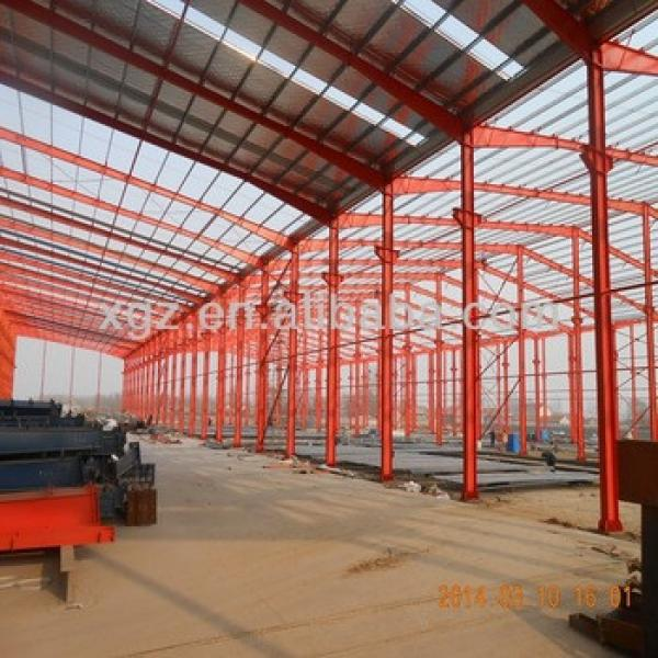 Farm Prefabricated Steel Structure Building for Hangar for Sale #1 image