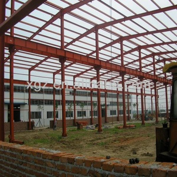 Prefabricated Factory Shed #1 image