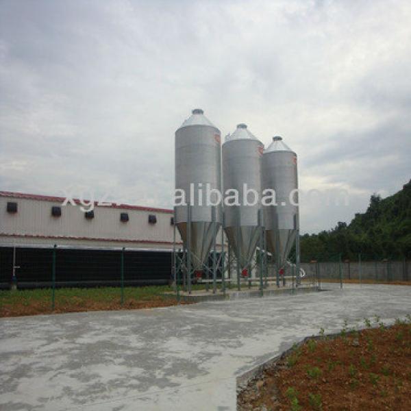 prefab low cost run poultry farm #1 image