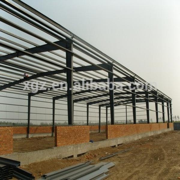 China cost Saving ready Made Steel Structure Warehouse #1 image