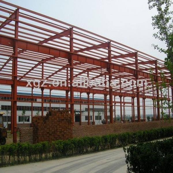 Steel Structure Workshop,Prefabricated Steel Building #1 image