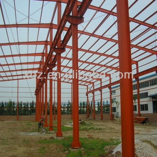 Prefab metal building #1 image