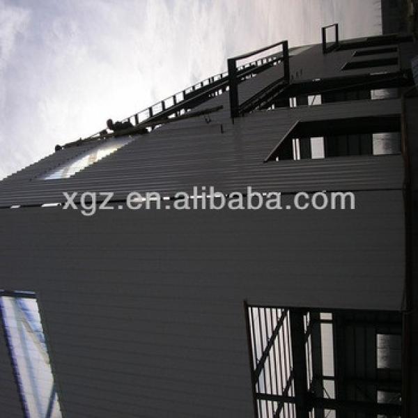 Cheap steel building showroom warehouse #1 image