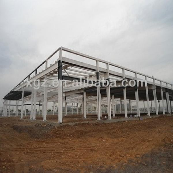 high quality long steel roof for long spans #1 image