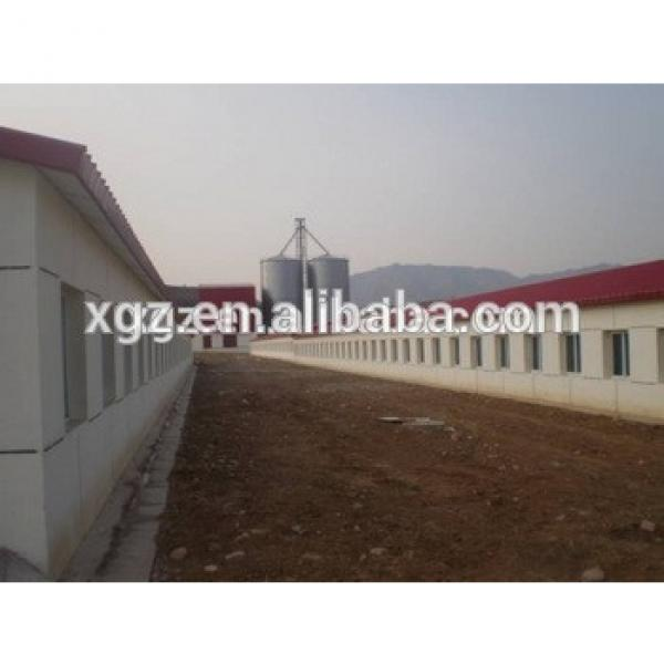 low price advanced automated pig farm house #1 image