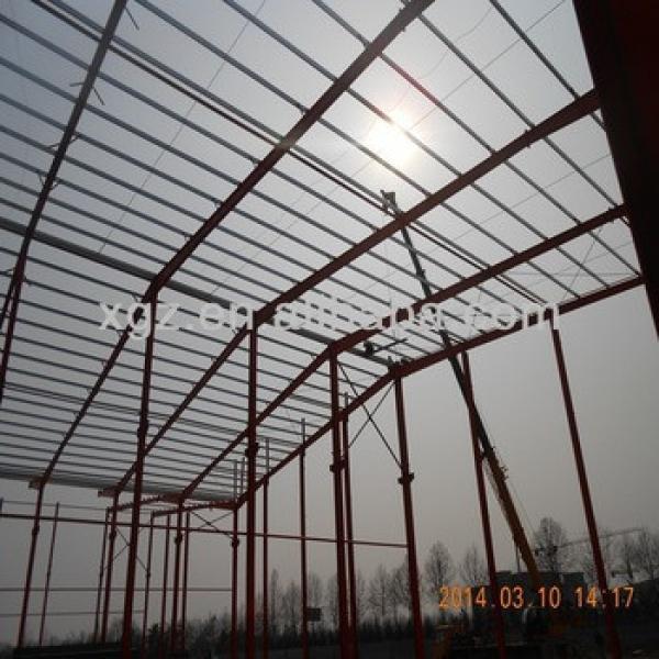 Steel prefab/prefabricated real estate school building #1 image