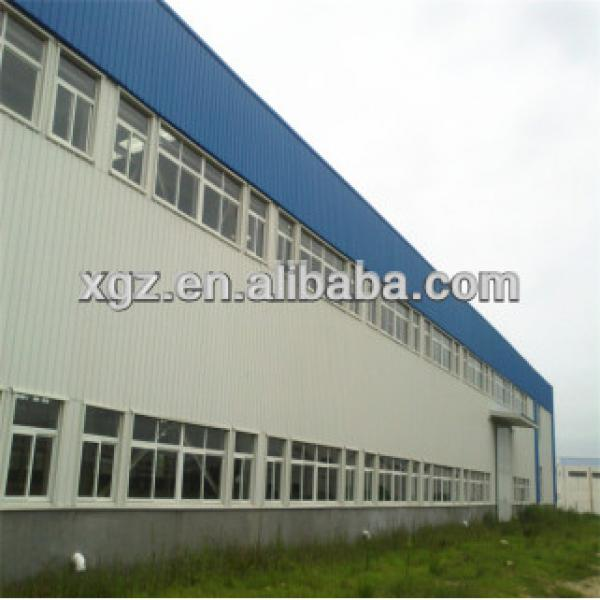Steel Fabrication Structure Warehouse Project #1 image