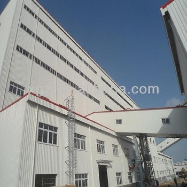 China cheap steel Multi-Storey prefabricated building #1 image