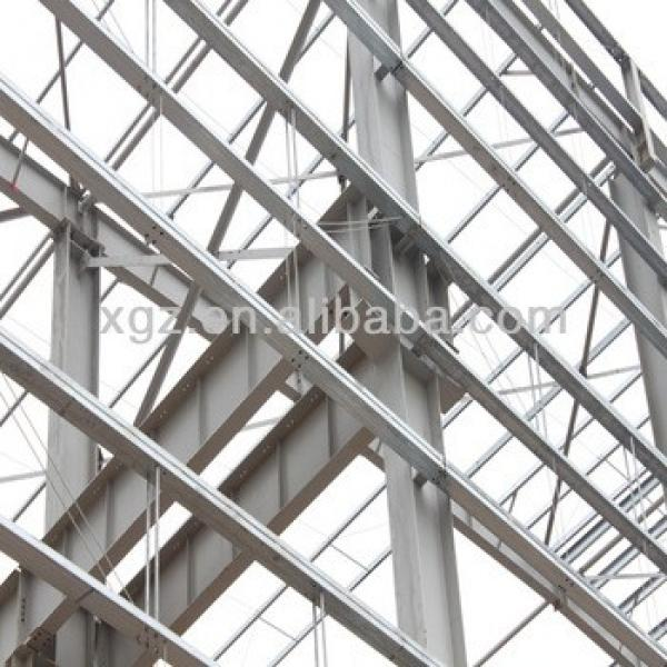 steel structure for thermal power plant #1 image