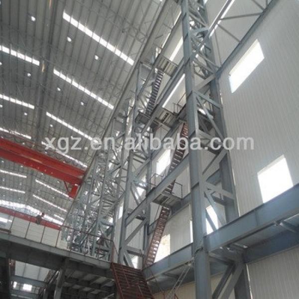 galvanized steel truss #1 image