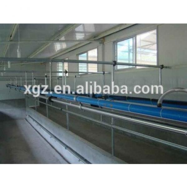 advanced automated constant temperature dairy farm sheds #1 image