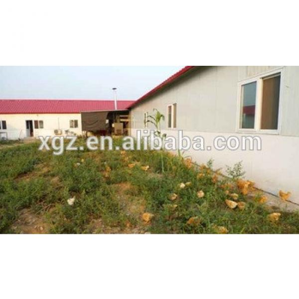 modern automated low price poultry shed farm #1 image