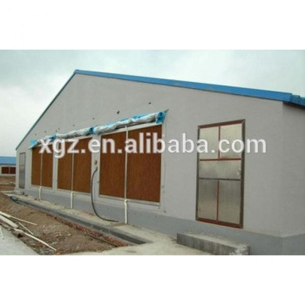 modern automated low price chicken hen houses #1 image