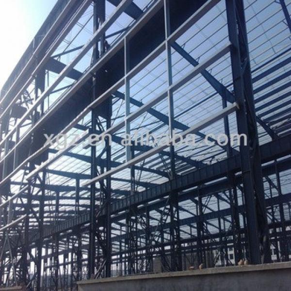Quick build steel structure #1 image