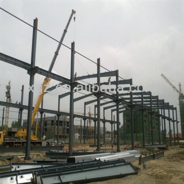 long-span buildings of steel structural #1 image