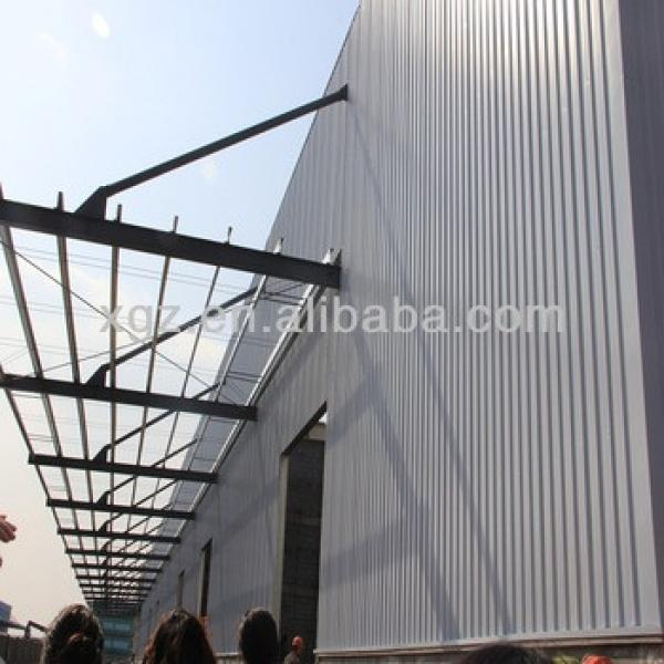 XGZ prefabricated warehouse #1 image