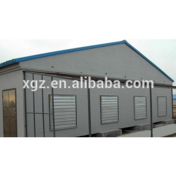 modern low price automatic layer chicken poultry shed #1 image