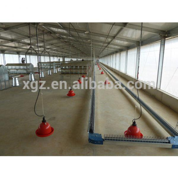 H type automatic chicken layer cage equipment #1 image