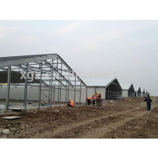 professional design poultry farm shed #1 image