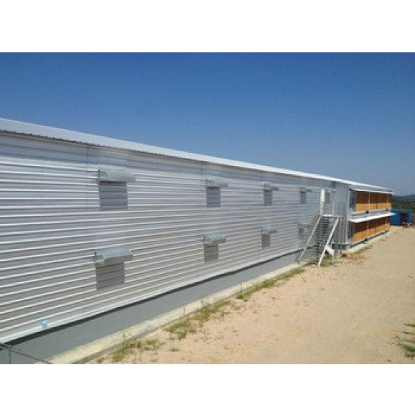 prefabricated poultry shed for build #1 image