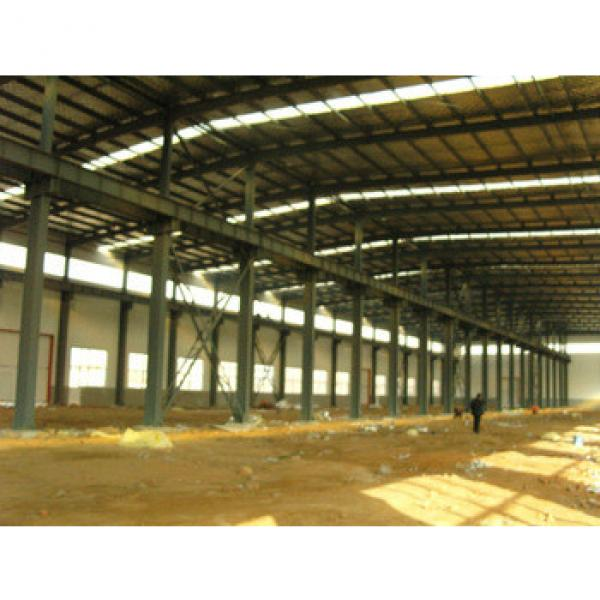 light steel framing warehouse #1 image
