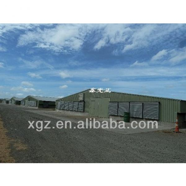 commercial advanced automatic poultry farming system for chickens #1 image