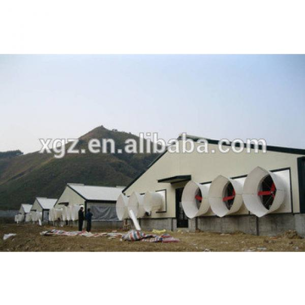 low price high quality prefab pigs house #1 image