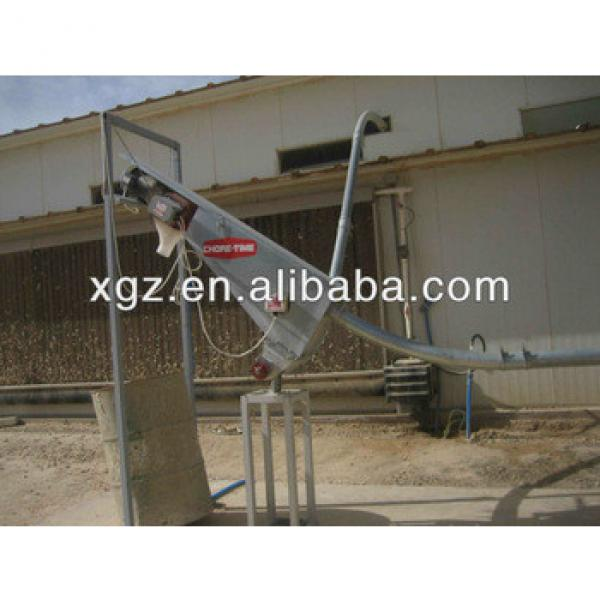 Steel structure insulation roof chicken house construction for poultry farm #1 image