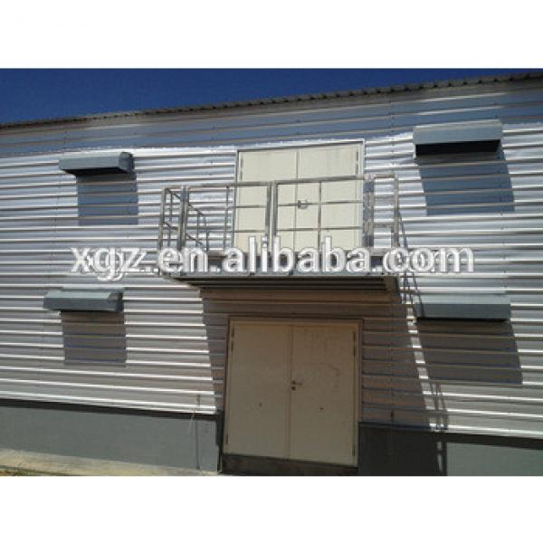 Broiler poultry farm house design&poultry house equipment #1 image