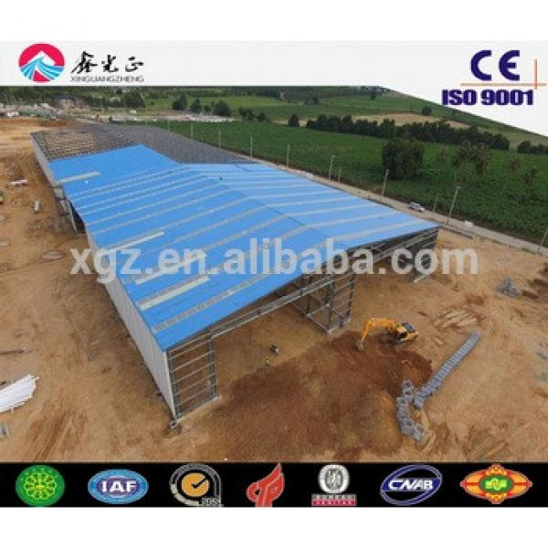 Matal steel material used for steel structure building/warehouse/workshop/hangar #1 image
