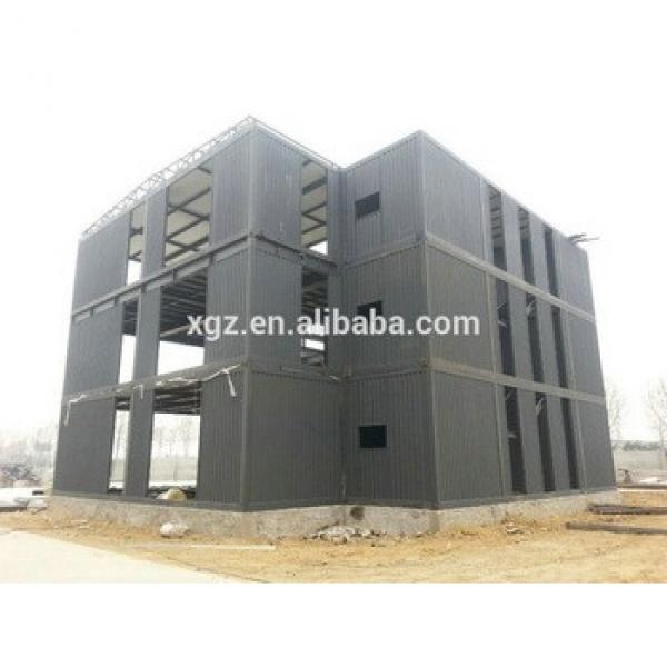 Steel Metal building material used for workshop and warehouse #1 image