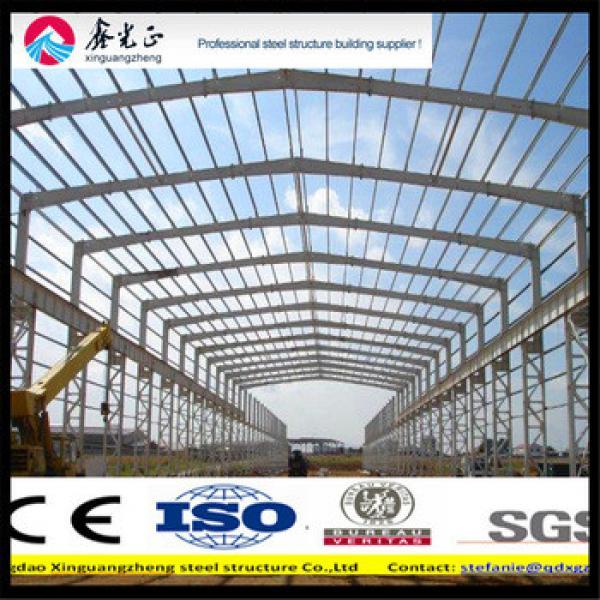 Steel Metal building materials used for warehouse / workshop /hangar #1 image