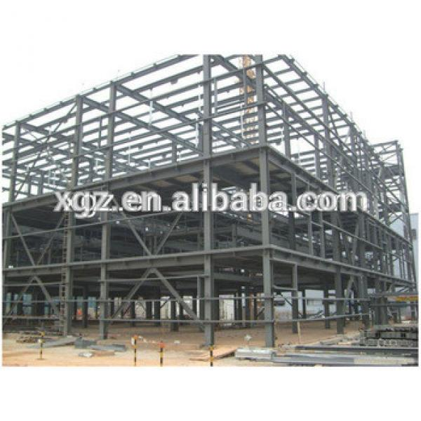Prefabricated high rise steel structure building apartment #1 image