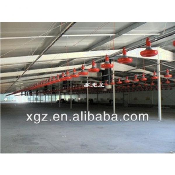 prefabricated steel poultry farms poultry house design good quality #1 image
