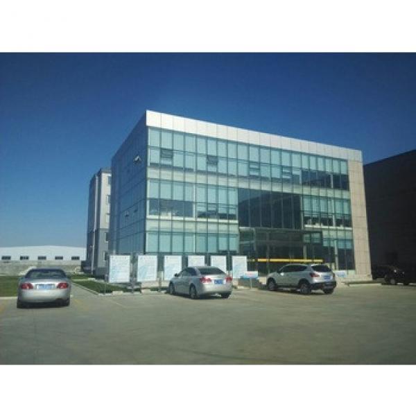 Modren Prefabricated Apartments Building Use Steel Structure #1 image