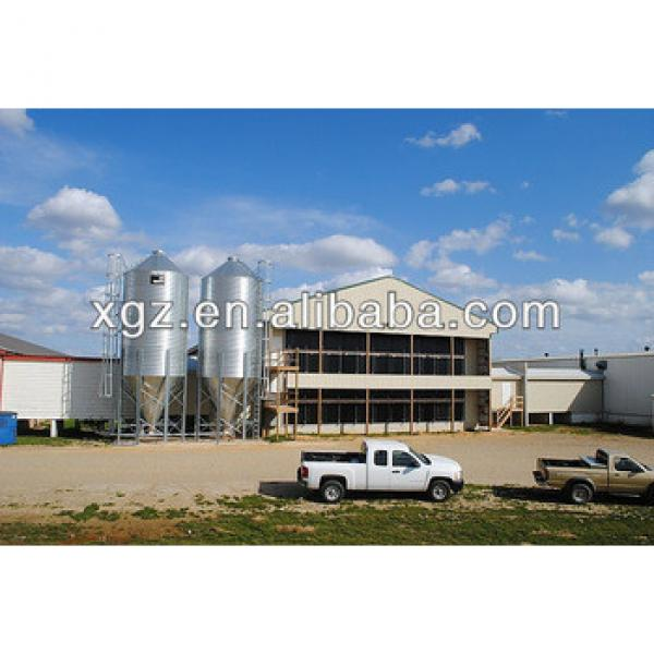 Prefabricated Poultry Shed #1 image