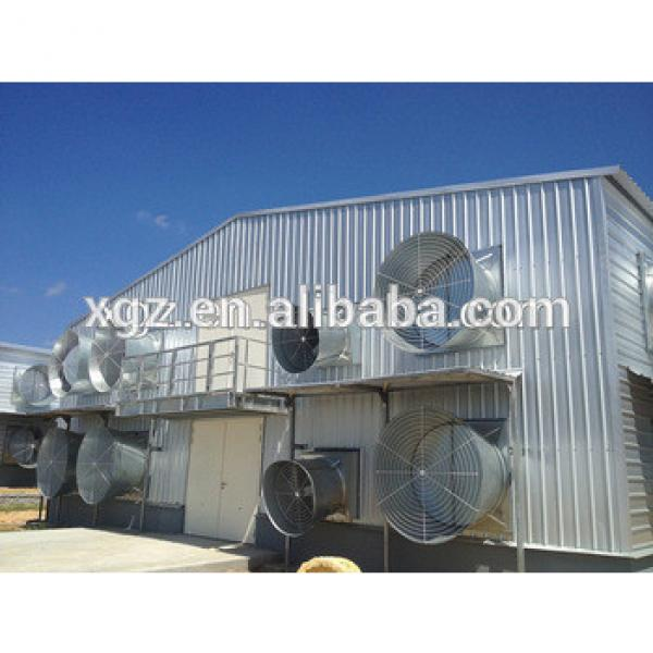 Buy Industrial layer chicken poultry shed/making broiler chicken