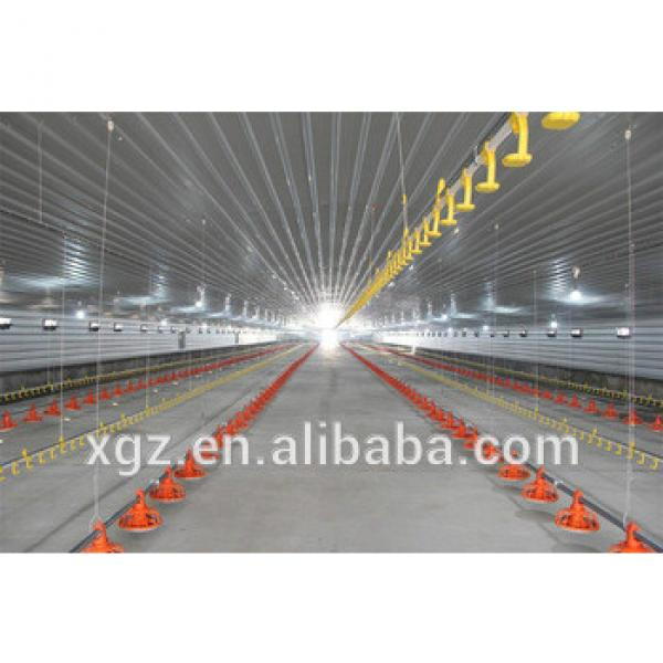 Steel structure poultry farm house/chicken shed #1 image