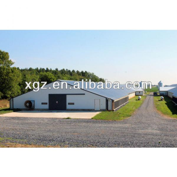 Poultry Farm/Steel Structure House/Chicken Shed/ #1 image