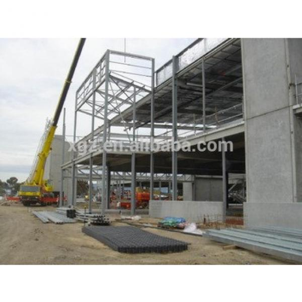 Low Cost Light Weigh Prefabricated Warehouse design & manufacture& installation Prices #1 image