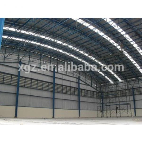 light weight cheap steel structure building #1 image