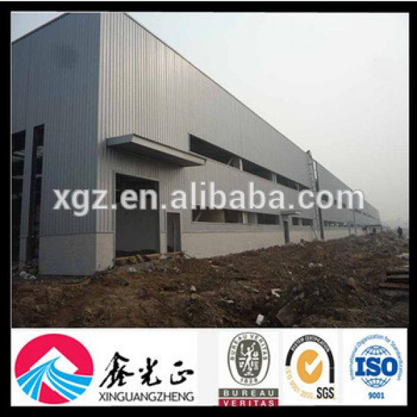 Low-cost Pre-made Warehouse Light Steel Structure Workshop Building #1 image