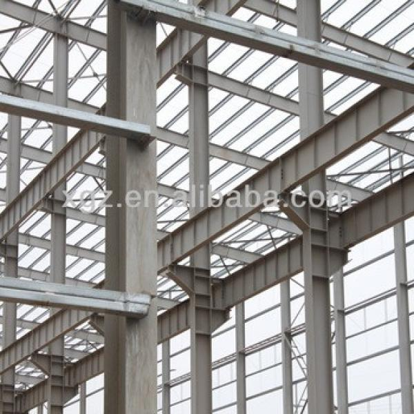 steel beam structure for parking #1 image