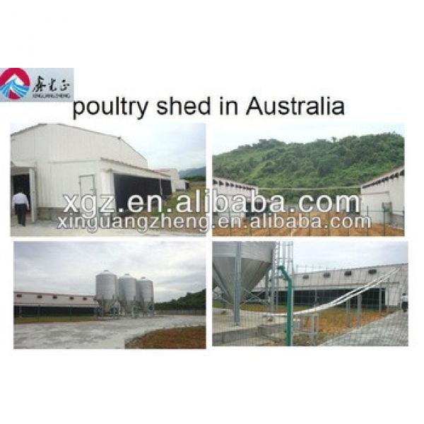 Automatic control and low cost poultry shed #1 image