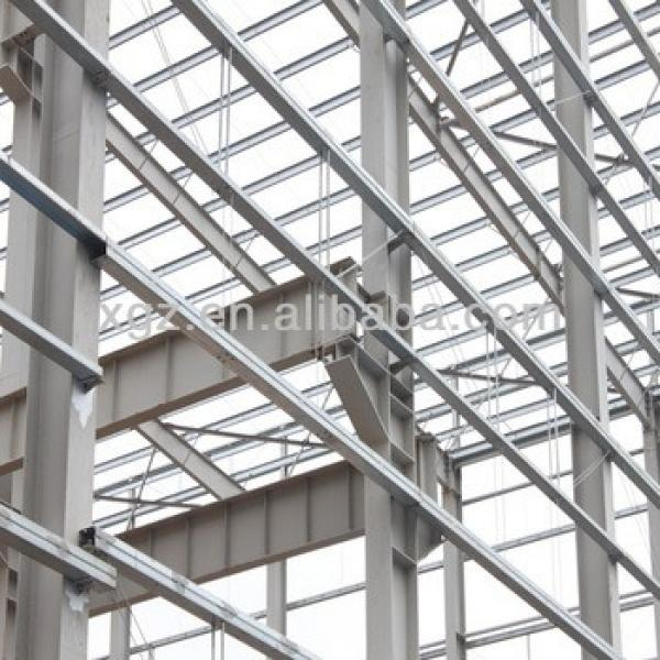 prefabricated steel frame factory #1 image