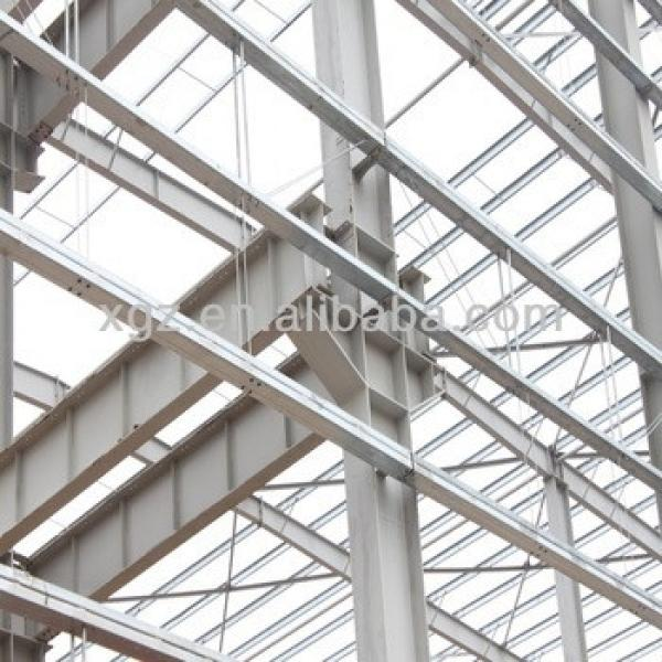 prefabricated factory steel structure drawing #1 image