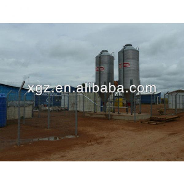Low Cost Poultry Farm Chicken Shed #1 image
