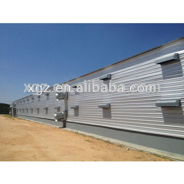 design broiler layer chicken poultry shed #1 image