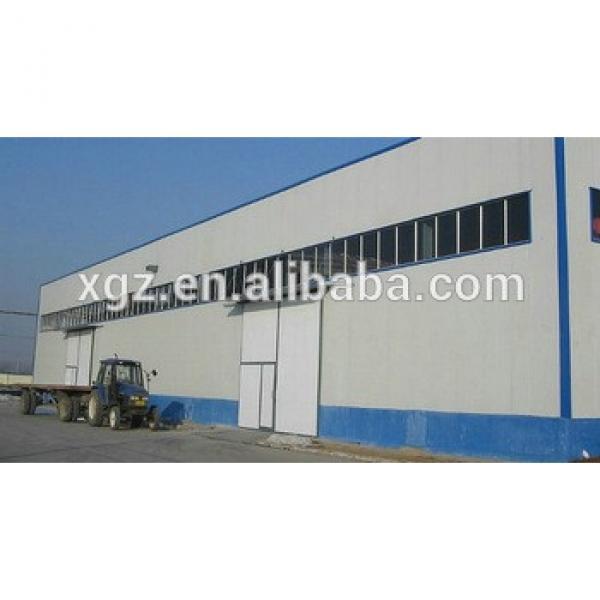 framework with mezzanin industrial building prefabricated #1 image